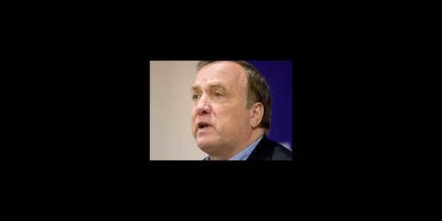 Advocaat confirme, il sera sélectionneur de la Russie - La Libre