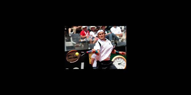 David Ferrer en finale à Rome - La Libre