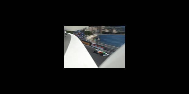GP de Monaco : la Formule 1 a 60 ans en Principauté - La Libre