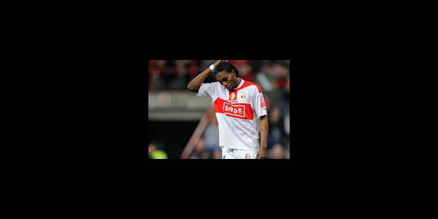 Dieumerci Mbokani: 5 matches de suspension - La Libre