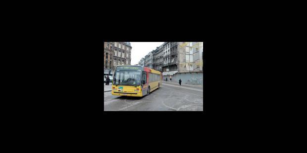 Mouvement de grève au TEC Charleroi - La Libre