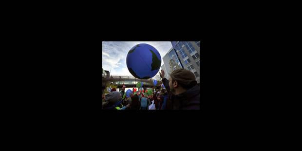 Changement climatique: les Etats-Unis doivent frapper fort - La Libre