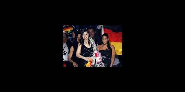 L'Allemagne remporte le 55e concours de l'Eurovision (VIDEO) - La Libre