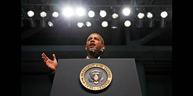 """Marée noire: Obama parle """"d'épidémie"""" et appelle à passer à l'énergie propre - La Libre"""
