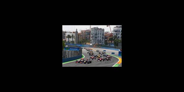 Des erreurs d'arbitrage en F1 - La Libre