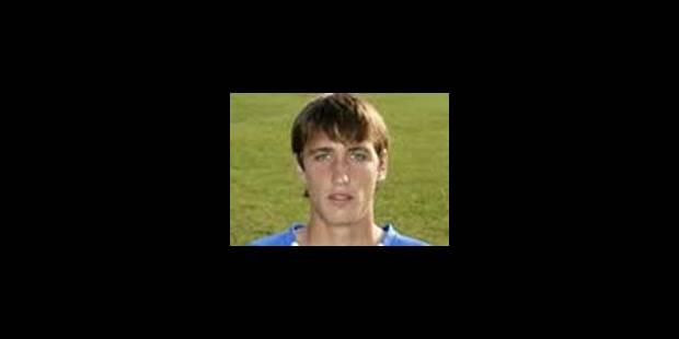 Stepan Scepovic au FC Bruges - La Libre