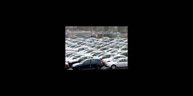 Les avantages des voitures de société coûtent cher - La Libre