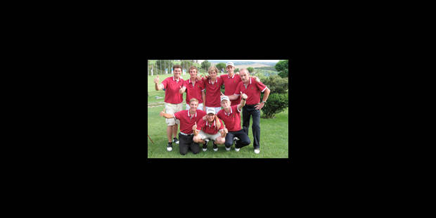 Les Boys belges champions d'Europe ! - La Libre