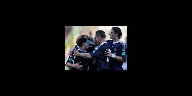 3e tour CL: Anderlecht contre les Bohemians ou TNS - La Libre