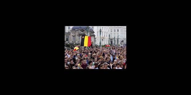 Bruxelles en fête le 21 juillet - La Libre