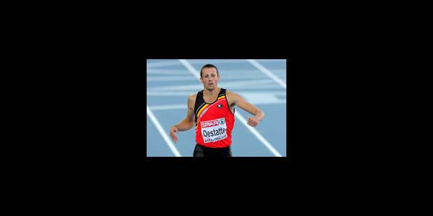 Euro - Antoine Gillet remplace Arnaud Destatte en séries du 4x400m - La Libre