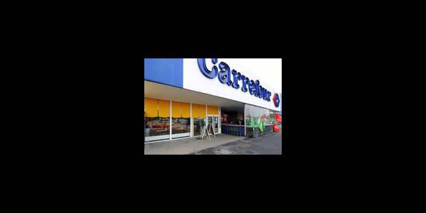 Les 11 Carrefour condamnés ferment - La Libre