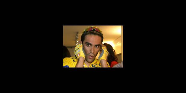 Alberto Contador veut disputer deux Grands Tours en 2011 - La Libre