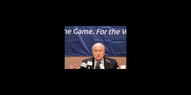 La FIFA discutera du recours à la vidéo - La Libre