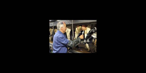 Exploitations agricoles en baisse - La Libre