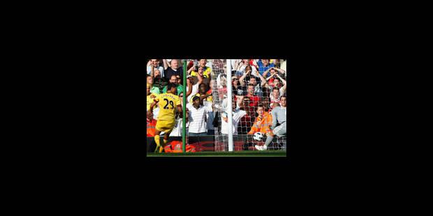 Reina offre le nul à Arsenal - La Libre