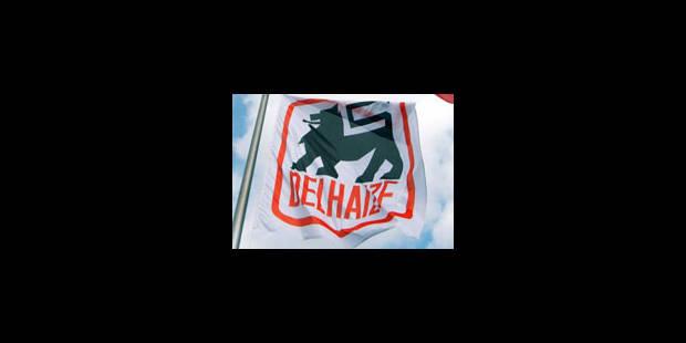 Bénéfice en repli pour Delhaize - La Libre