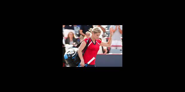 Kim Clijsters, nouvelle numéro 3 mondiale - La Libre
