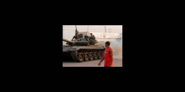Violences au Congo : des militaires à nouveau accusés - La Libre
