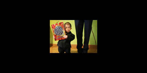 L'homme le plus petit du monde mesure 70cm - La Libre