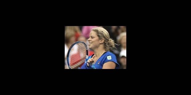 Expéditive, Kim Clijsters conserve son titre new-yorkais - La Libre