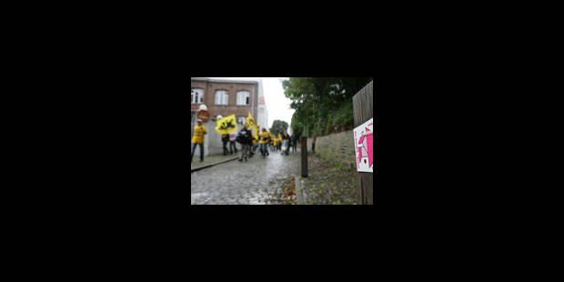 Le TAK en promenade dominicale à Wezembeek-Oppem - La Libre