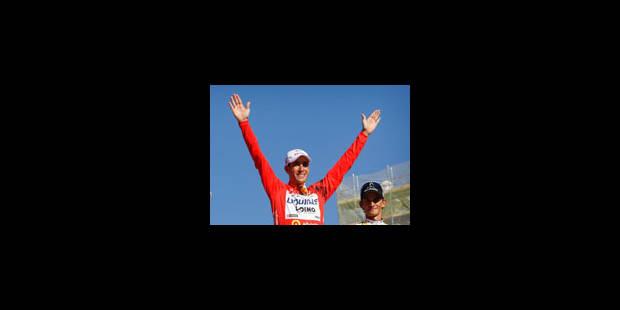 Ezequiel Mosquera contrôlé positif, l'UCI confirme - La Libre