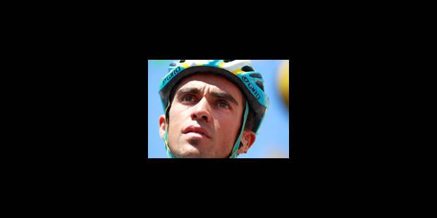 Tour de France: Contador suspendu provisoirement - La Libre