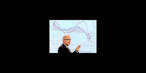 L'économie belge devrait connaître une croissance d'1,8% - La Libre