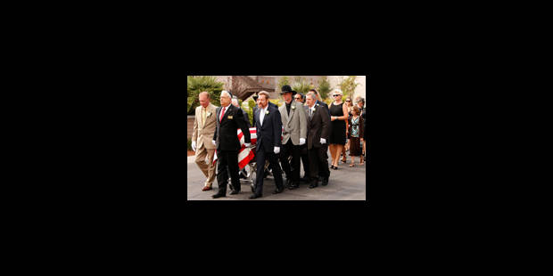 Dernier hommage rendu à Tony Curtis - La Libre