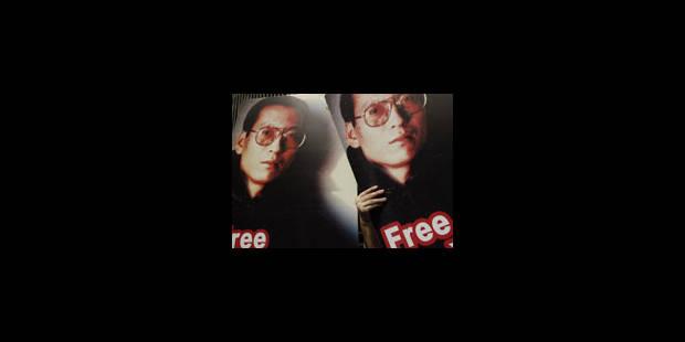 Le Prix Nobel de la Paix au dissident chinois Liu Xiaobo - La Libre
