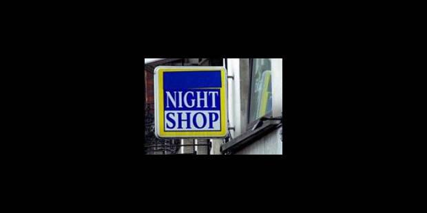Night-shops surveillés - La Libre