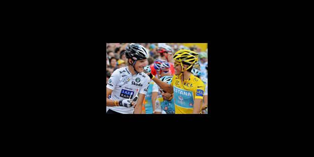 Liège accueille le départ du Tour 2012 - La Libre