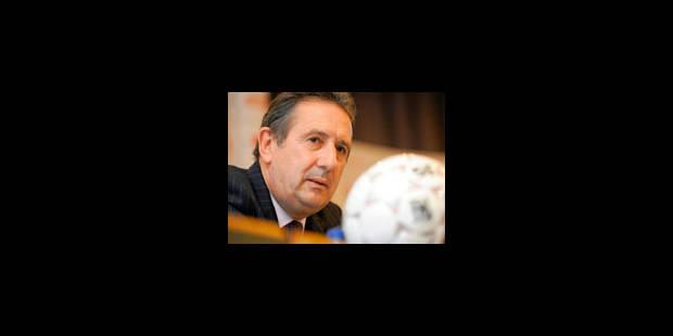 "Georges Leekens: ""Ce ne sera pas un duel Leekens-Advocaat"" - La Libre"