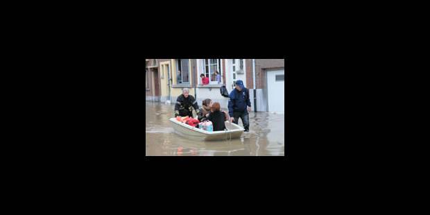 Brabant flamand: plan catastrophe levé, mais situation toujours difficile - La Libre