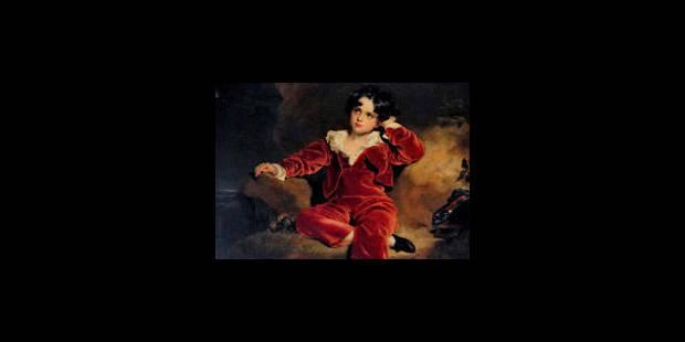 Les portraits de Thomas Lawrence - La Libre