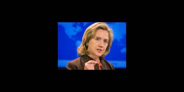 Hillary Clinton égratigne les Européens sur les libertés religieuses - La Libre