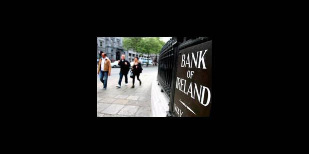 Un feu de paille irlandais pour les marchés financiers - La Libre