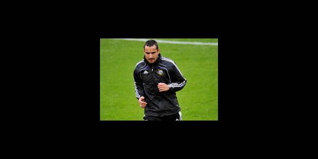 Wasil dans la sélection des 22 Anderlechtois face à Charleroi - La Libre