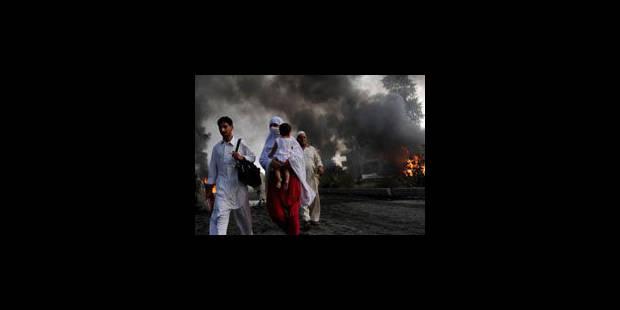 Quatre morts dans un attentat suicide au Pakistan - La Libre