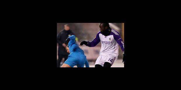 Anderlecht perd en Russie et voit la qualif s'éloigner - La Libre