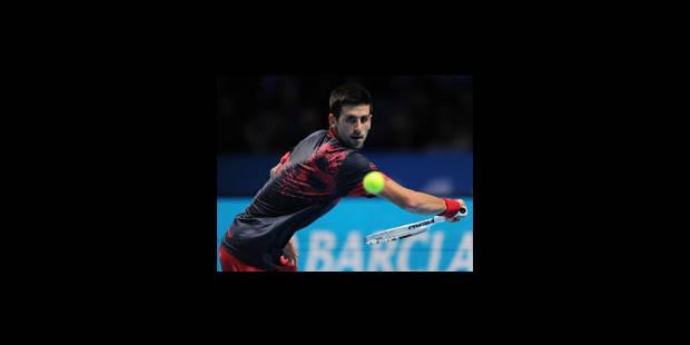 Djokovic égalise pour la Serbie - La Libre