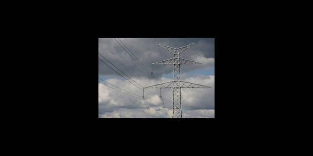 Réacteur en panne: jusqu'à 25% de l'électricité belge importée - La Libre