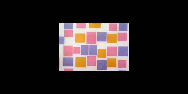 Mondrian voulait peindre la beauté universelle - La Libre