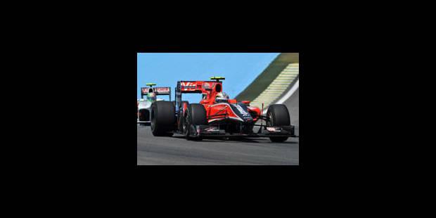 D'Ambrosio à la conquête de la Formule 1 - La Libre