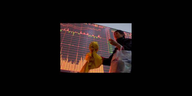 Ralentissement et inflation: 2008 est de retour - La Libre