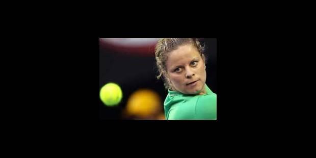 """Kim Clijsters: """"Je peux beaucoup mieux jouer"""" - La Libre"""