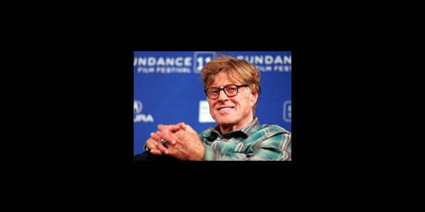"""Sundance: Robert Redford veut maintenir l'esprit d'un festival """"modeste"""" - La Libre"""