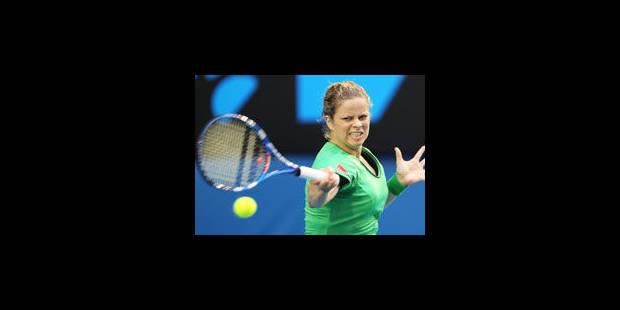 Kim affronte Navarro au 2e tour de l'Open d'Australie - La Libre