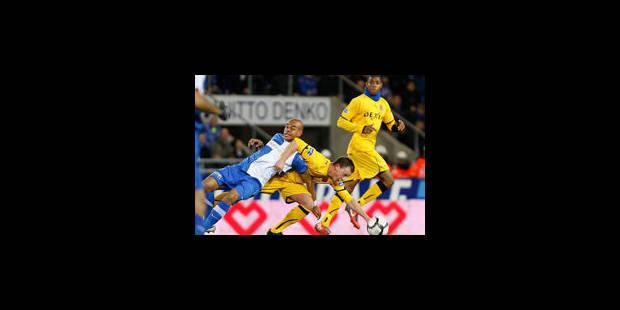 Genk bat le FC Bruges par le plus petit écart - La Libre